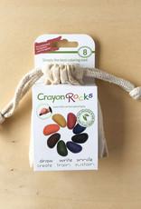 Crayon rocks soyawaskrijtjes 8 stuks