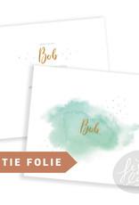 Geboortekaartje Bob