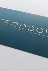 Geboortekaartje Teodoor