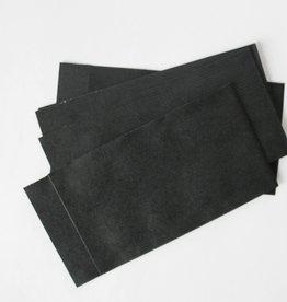 Papieren zakje zwart