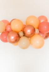 Ballonslinger Pinky Flowers