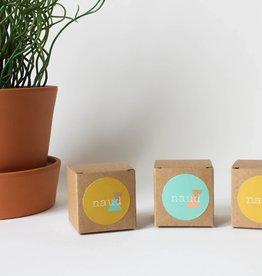 Ronde stickers • 4cm • ontwerp zelf jouw sticker
