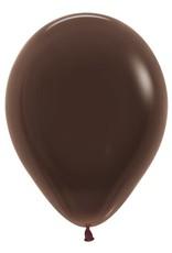 Ballon donkerbruin
