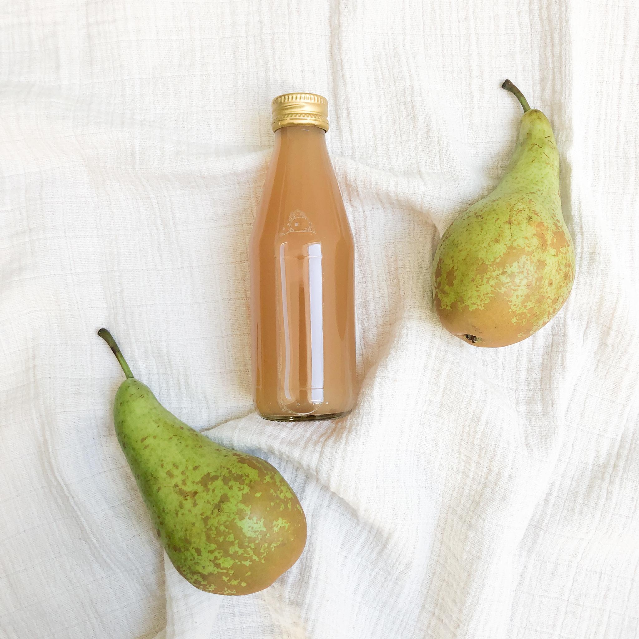 Biologisch perensap + appel
