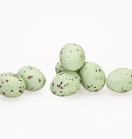 Chocolade eitjes groen klein