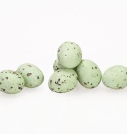 Chocolade eitjes klein groen - uitverkoop
