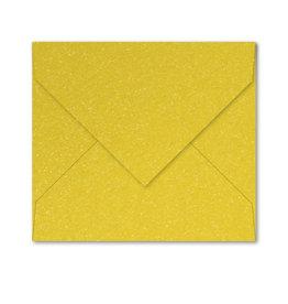 Enveloppe goudgeel - M13