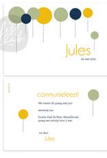 Communiekaart Jules