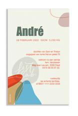 Geboortekaartje Andre