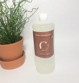 Huisparfum fruity & fresh