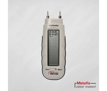 Metofix VM100 Vochtmeter