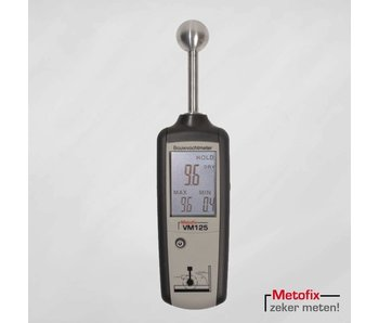 Metofix VM125 Vochtmeter