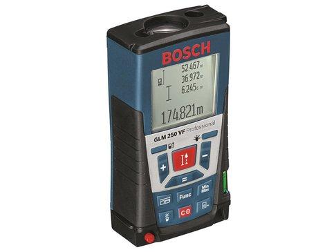 Bosch GLM 250 VF Afstandmeter