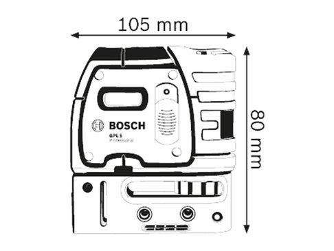 Bosch GPL 5 Puntlaser