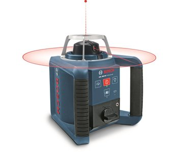 Bosch GRL 300 HV Rotatielaser set