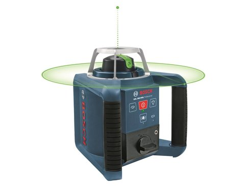 Bosch GRL 300 HVG Rotatielaser set