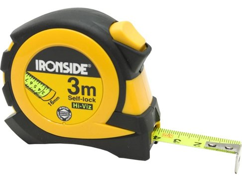 Ironside Evolution (3 m) Rolbandmaat