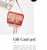 Gift Cards - treat someone you love
