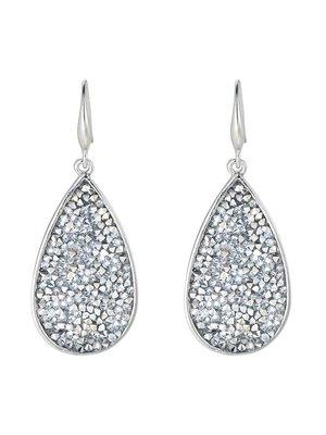 J.Y.M. Earrings glamorous stones