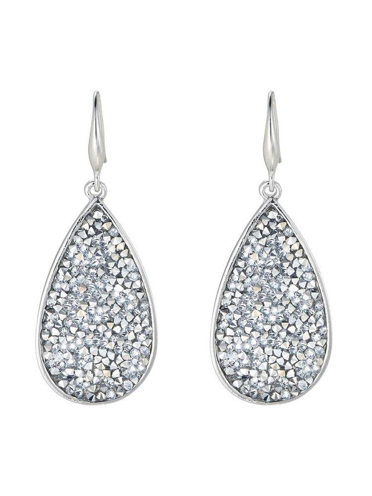 J.Y.M. Oorhangers glamorous stones