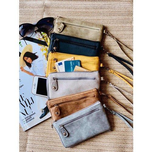 J.Y.M. Wallet / phone sleeve Salta