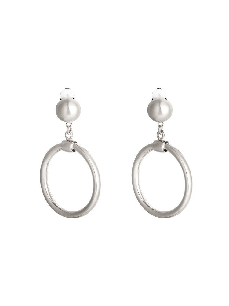J.Y.M. Earrings Round and Rounder