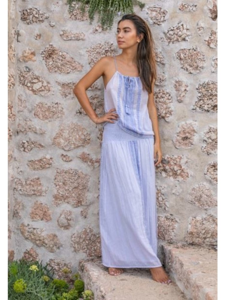 Isla Ibiza Bonita Skirt With Embroidery
