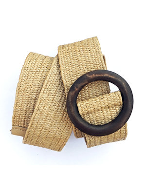 Wauw Bijoux Braided belt