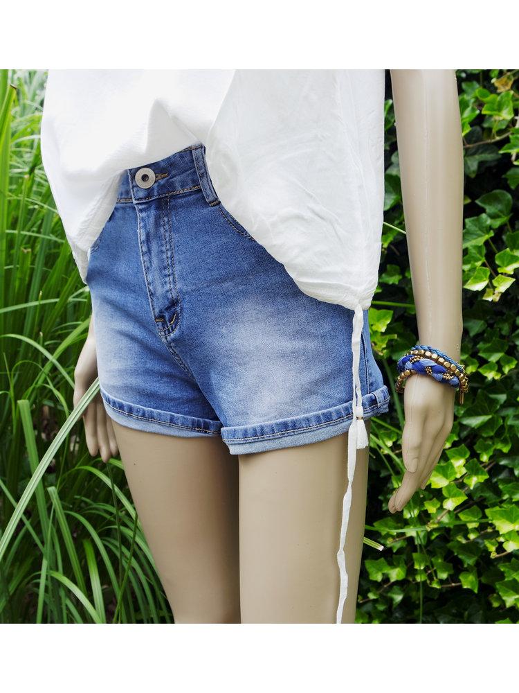 J.Y.M. Jeans short Sasha