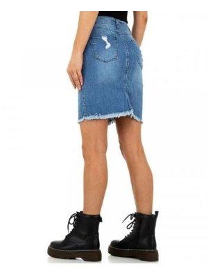 J.Y.M. Jeans Skirt Daysie