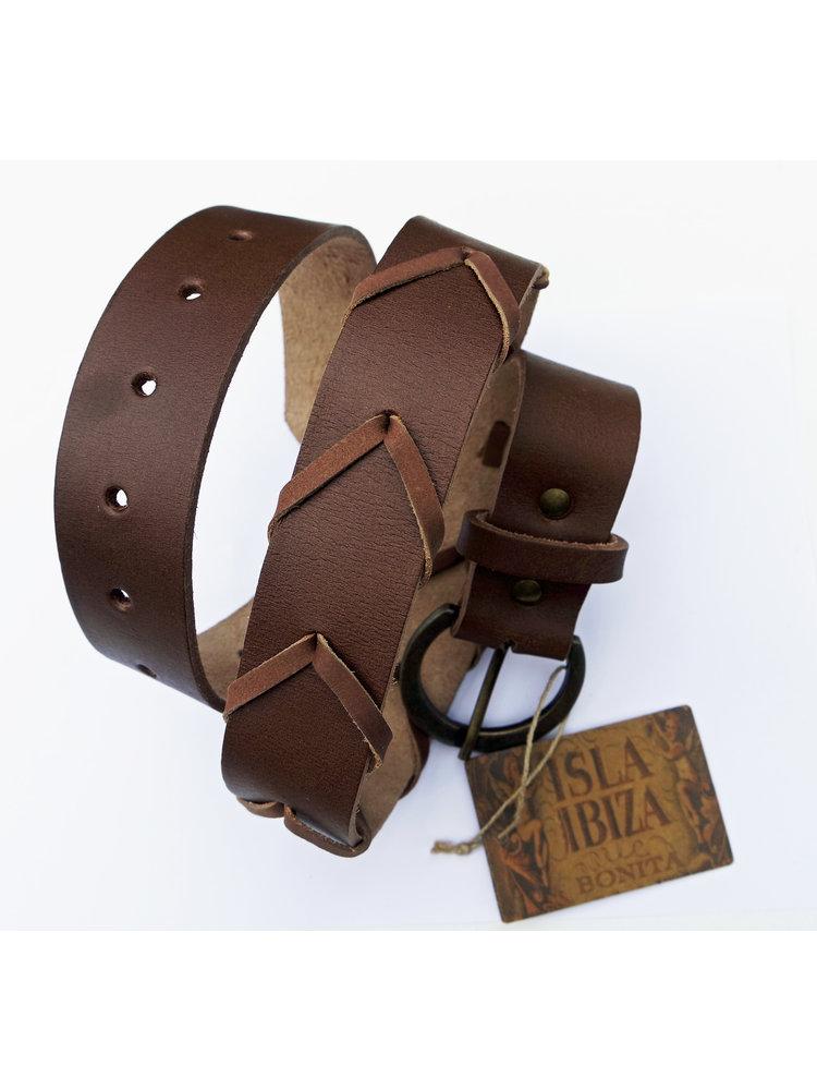Isla Ibiza Bonita Belt Ilsa Leather