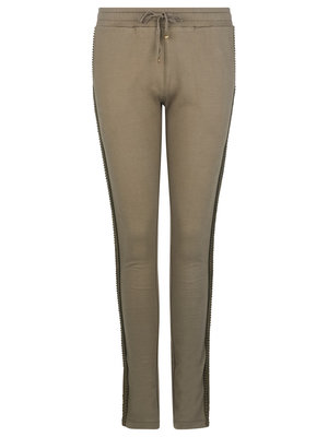 Isla Ibiza Bonita Uni Tight Trousers Olive – Green