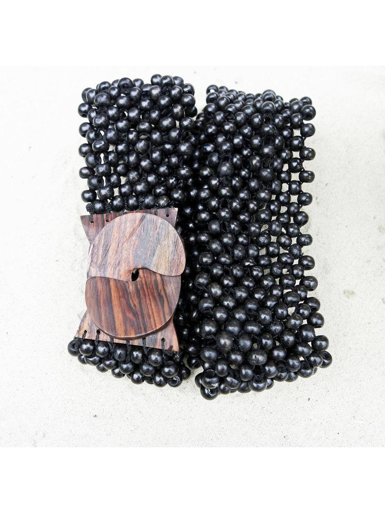 Hot Lava Belt Malu Wood