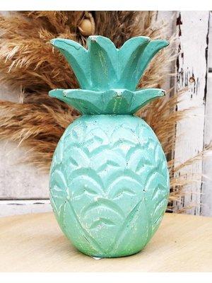 J.Y.M. Wooden Pineapple