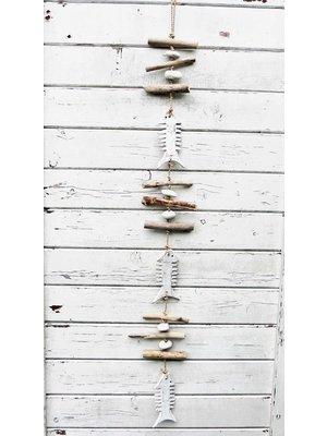 J.Y.M. Fish bone pendulum