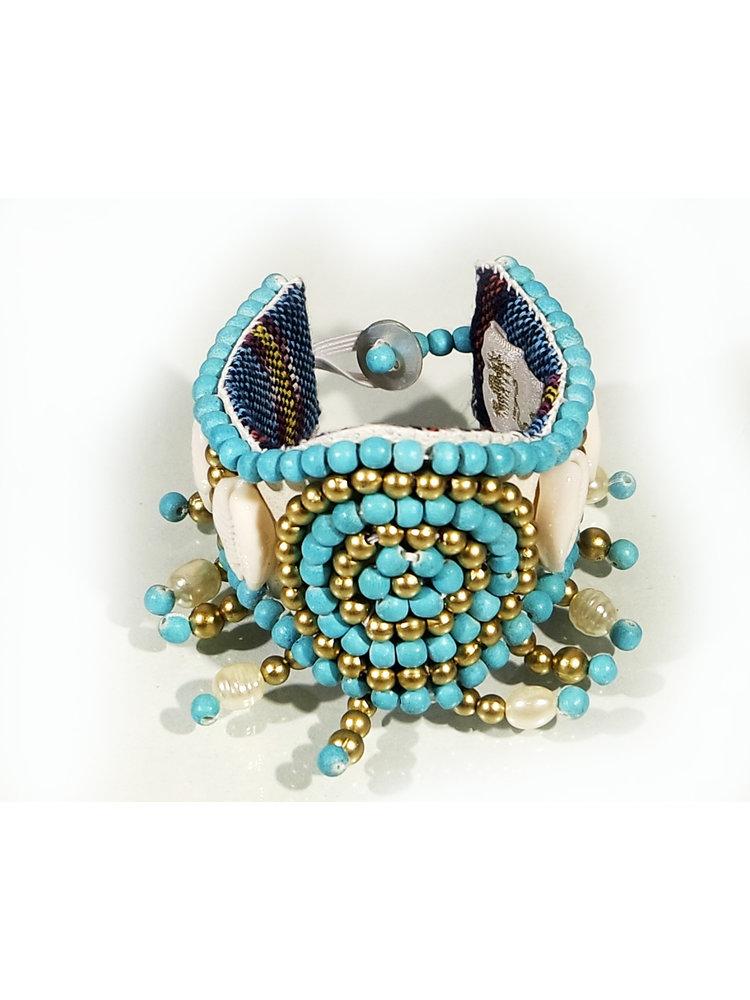 Hot Lava Bracelet Sol Bleu