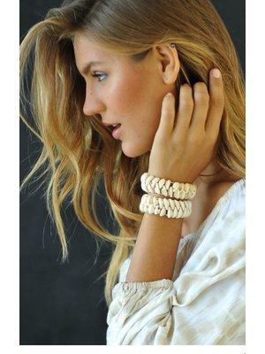 Hot Lava Bracelet Shell elastic