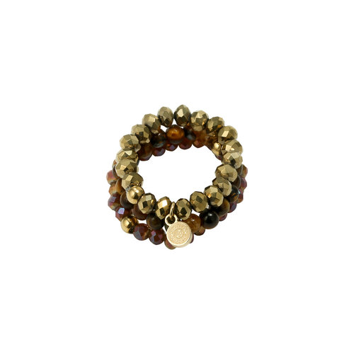 J.Y.M. Ring Beads and Charme 1