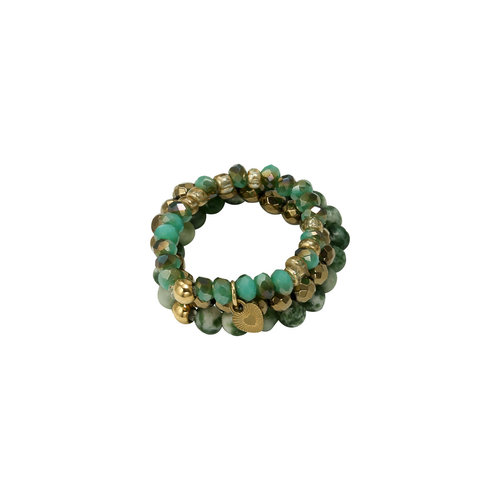 J.Y.M. Ring Beads and Charme 2