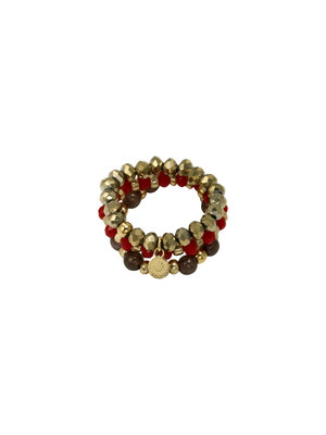 J.Y.M. Ring Beads and Charme 3
