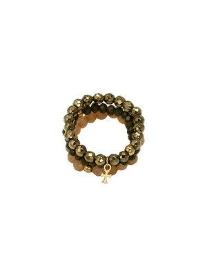 J.Y.M. Ring Beads en Charme 4