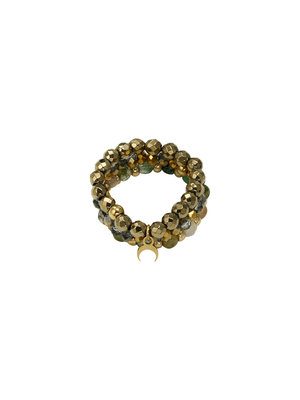 J.Y.M. Ring Beads and Charme 5