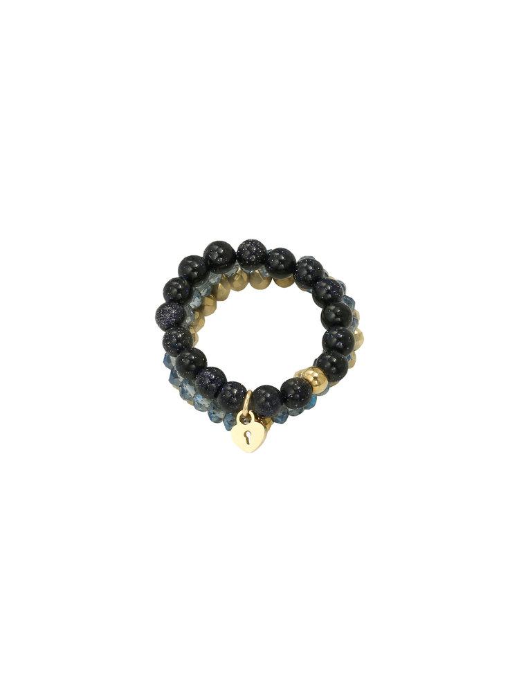 J.Y.M. Ring Beads en Charme 7