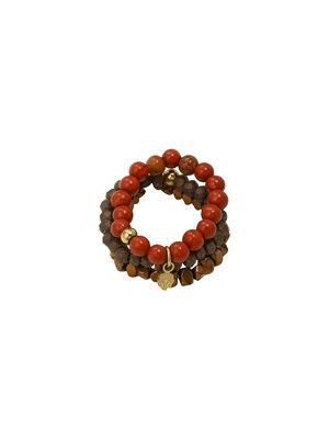 J.Y.M. Ring Beads en Charme 8