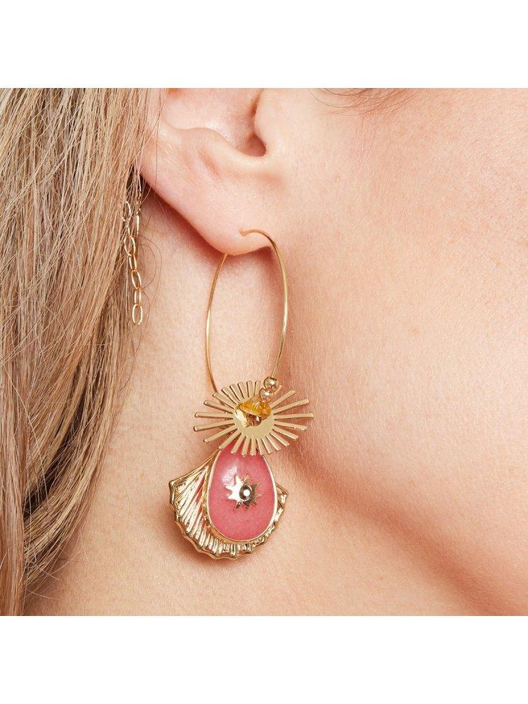 J.Y.M. Earrings Shelly Groen