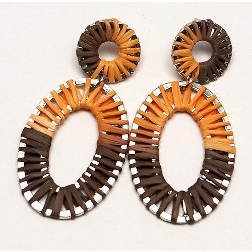 J.Y.M. Earrings Autumn Dream 2