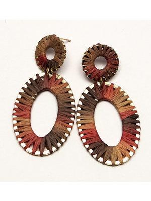 J.Y.M. Earrings Autumn Dream 3