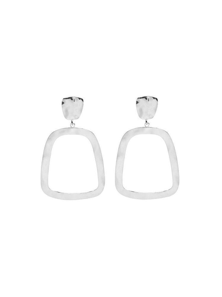 J.Y.M. Earrings Wobbles Silver
