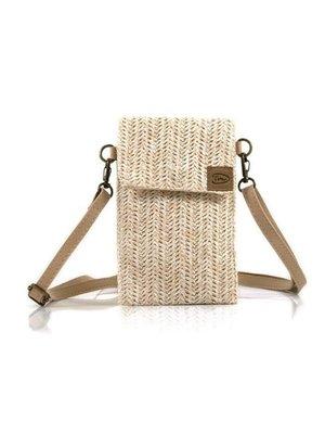J.Y.M. Phone bag Cairns Naturel