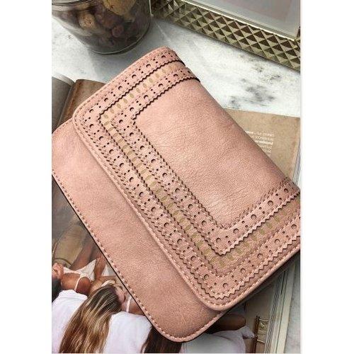 J.Y.M. Handbag Mandy Pink